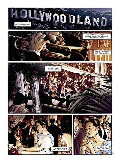 Page 1 la poussière des anges tome 1 - Blanche Neige