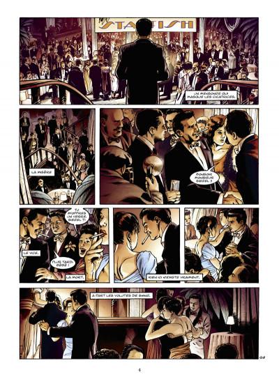 Page 2 la poussière des anges tome 1 - Blanche Neige