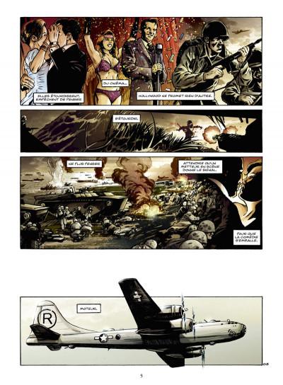 Page 3 la poussière des anges tome 1 - Blanche Neige