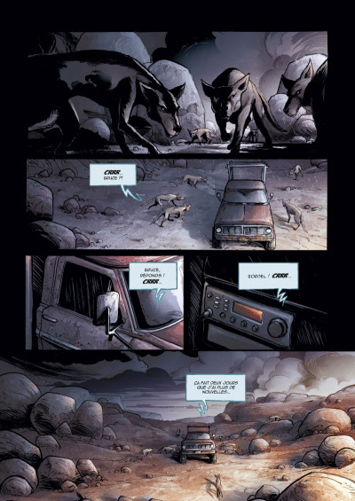 Page 1 back to perdition tome 2