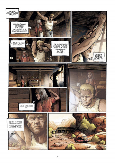 Page 3 back to perdition tome 2