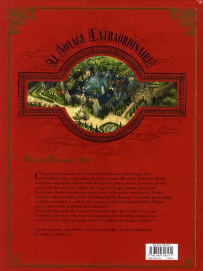 Dos Le voyage extraordinaire tome 1