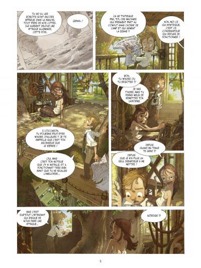 Page 3 Le voyage extraordinaire tome 1