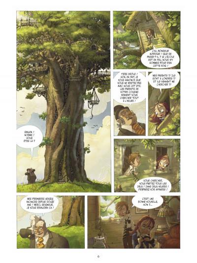 Page 4 Le voyage extraordinaire tome 1