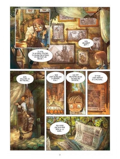 Page 5 Le voyage extraordinaire tome 1