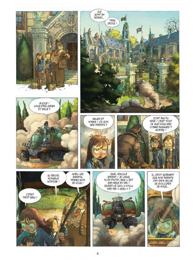 Page 6 Le voyage extraordinaire tome 1