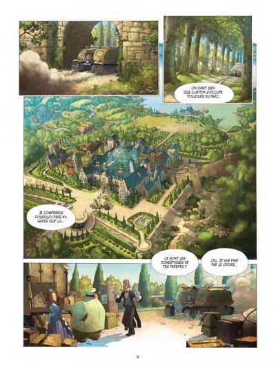 Page 7 Le voyage extraordinaire tome 1