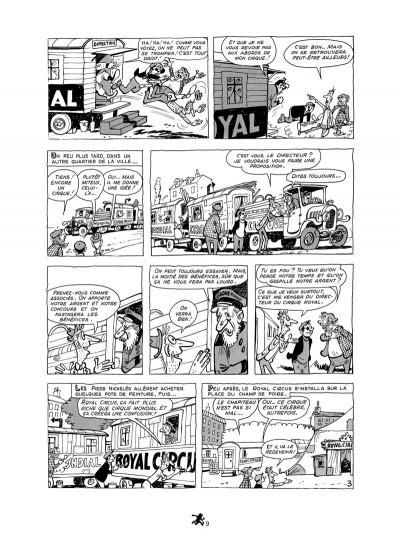 Page 3 le meilleur des pieds nickelés tome 9 - bousculés, chahutés, malmenés mais jamais désarçonnés !