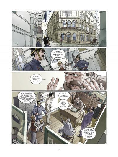 Page 1 l'assassin qu'elle mérite tome 2 - la fin de l'innocence