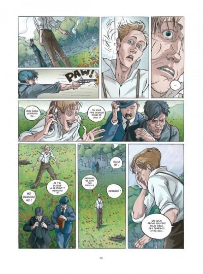 Page 0 l'assassin qu'elle mérite tome 2 - la fin de l'innocence