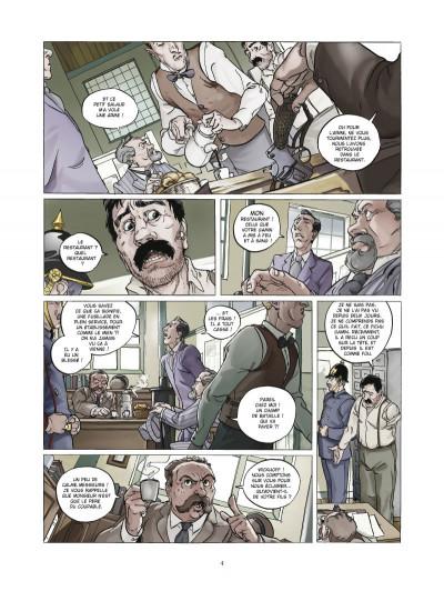 Page 2 l'assassin qu'elle mérite tome 2 - la fin de l'innocence