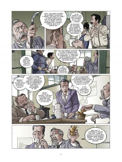 Page 3 l'assassin qu'elle mérite tome 2 - la fin de l'innocence