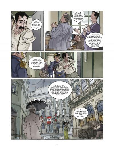 Page 4 l'assassin qu'elle mérite tome 2 - la fin de l'innocence