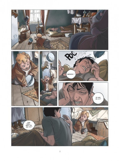 Page 5 l'assassin qu'elle mérite tome 2 - la fin de l'innocence