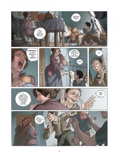 Page 6 l'assassin qu'elle mérite tome 2 - la fin de l'innocence