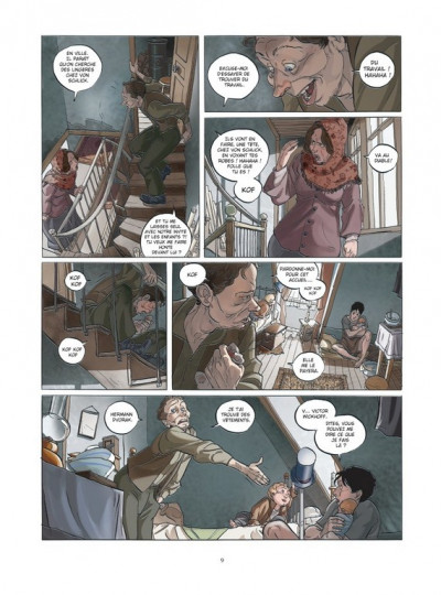 Page 7 l'assassin qu'elle mérite tome 2 - la fin de l'innocence