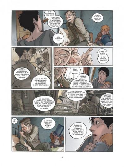 Page 8 l'assassin qu'elle mérite tome 2 - la fin de l'innocence