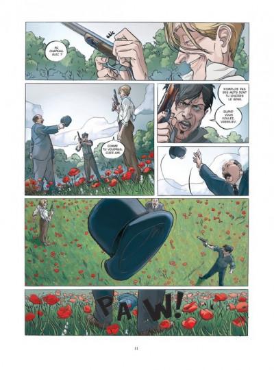 Page 9 l'assassin qu'elle mérite tome 2 - la fin de l'innocence