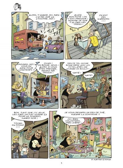 Page 1 papa je t'aime (édition 2011)