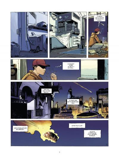Page 1 l'arche tome 1 - projet sherwood