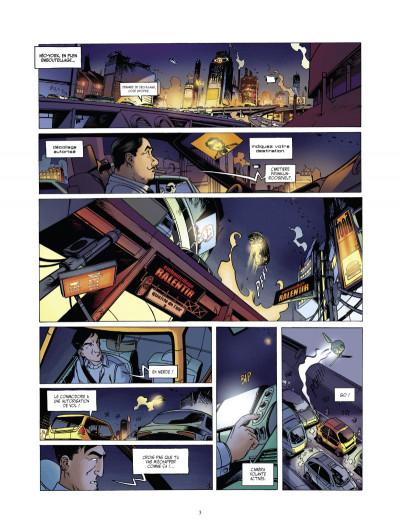 Page 1 l'arche tome 2 - Frankenstein