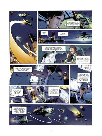 Page 2 l'arche tome 2 - Frankenstein
