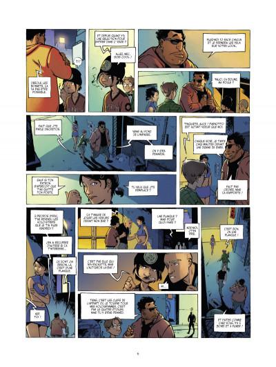 Page 4 l'arche tome 2 - Frankenstein