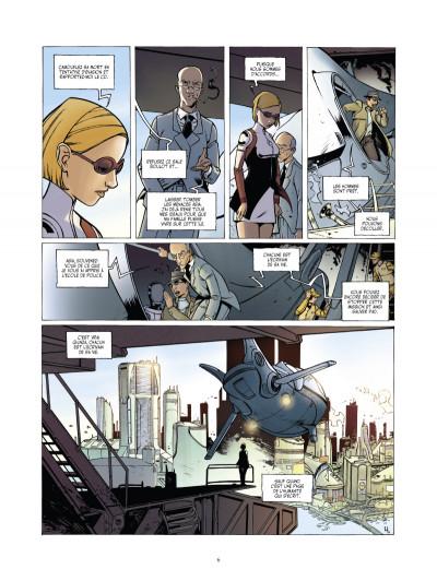 Page 4 l'arche tome 3