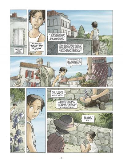 Page 3 petits bonheurs tome 2