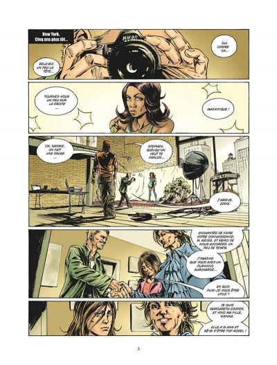 Page 4 enchainés saison 2 tome 3 - châtiments