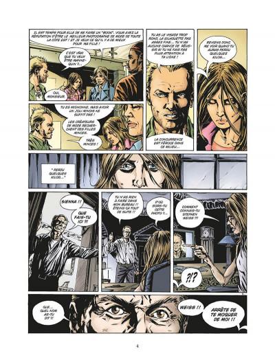 Page 5 enchainés saison 2 tome 3 - châtiments