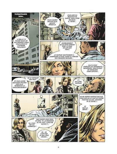 Page 7 enchainés saison 2 tome 3 - châtiments