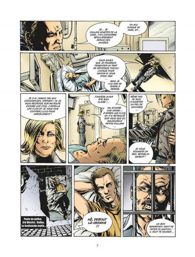 Page 8 enchainés saison 2 tome 3 - châtiments