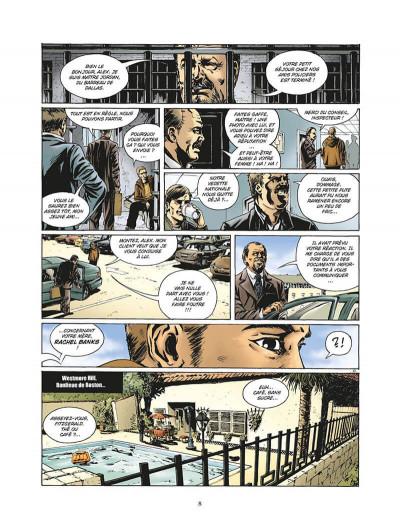Page 9 enchainés saison 2 tome 3 - châtiments