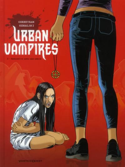 image de urban vampires tome 2 - rencontre avec une ombre