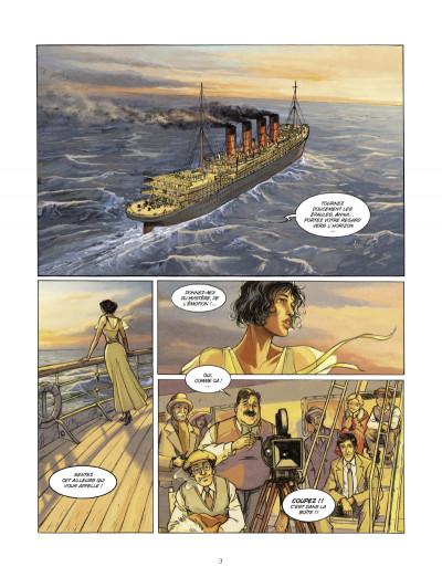 Page 1 l'appel des origines tome 2 - Nairobi