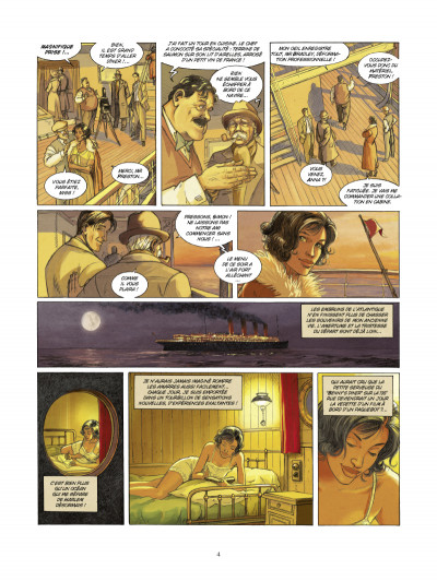 Page 2 l'appel des origines tome 2 - Nairobi