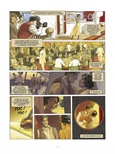Page 3 l'appel des origines tome 2 - Nairobi