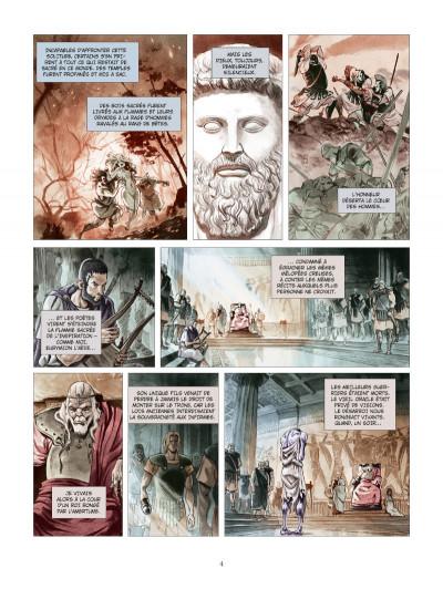 Page 2 les derniers argonautes tome 1 - le silence des dieux