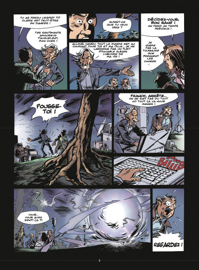 Page 3 Agence Quanta tome 1