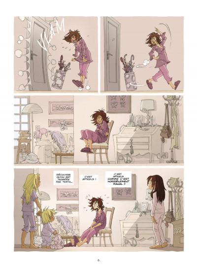 Page 4 Charlotte, célibataire avec enfants tome 1 - vie de dingue !