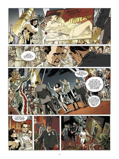 Page 2 dans la paume du diable tome 1 - l'usine à rêves