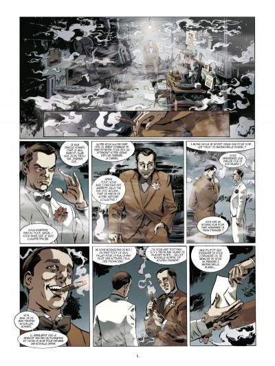 Page 3 dans la paume du diable tome 1 - l'usine à rêves