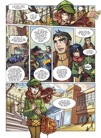 Page 4 kiss & ice tome 2 - des fissures dans la glace