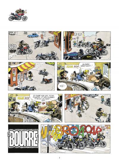 Page 1 Joe Bar team - coffret A - tome 1 à tome 4
