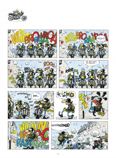 Page 2 Joe Bar team - coffret A - tome 1 à tome 4