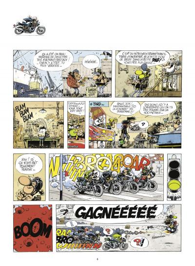 Page 4 Joe Bar team - coffret A - tome 1 à tome 4