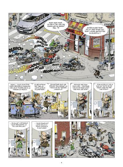 Page 2 Joe Bar team - coffret B - tome 5 à tome 7 + encyclopédie