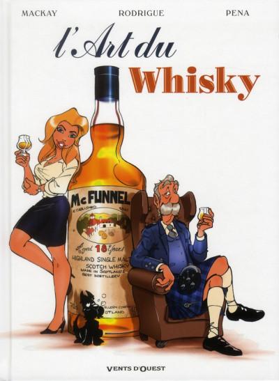 image de l'art du whisky