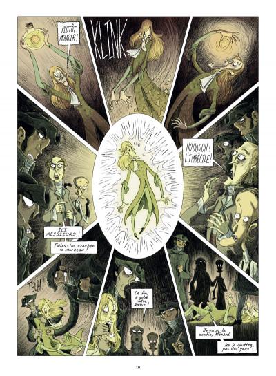 Page 4 chambres noires tome 3 - requiem en sous-sol